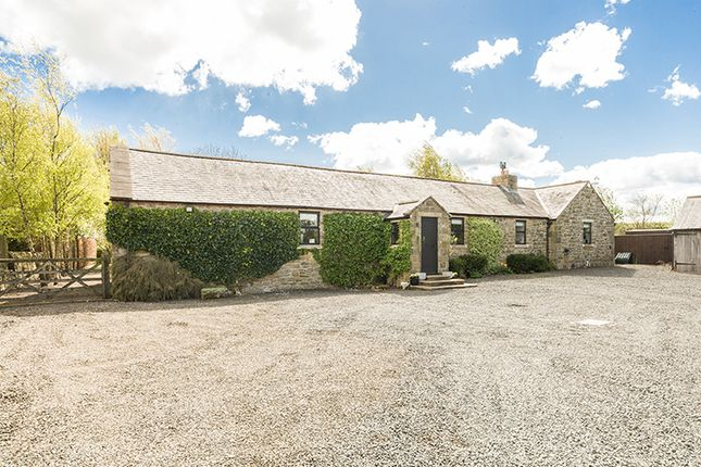 Thumbnail Cottage for sale in Low Barns, East Marlish, Morpeth, Northumberland