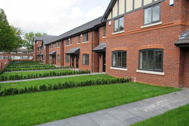 Thumbnail Semi-detached house for sale in Ferndown Road, Wythenshawe, Manchester