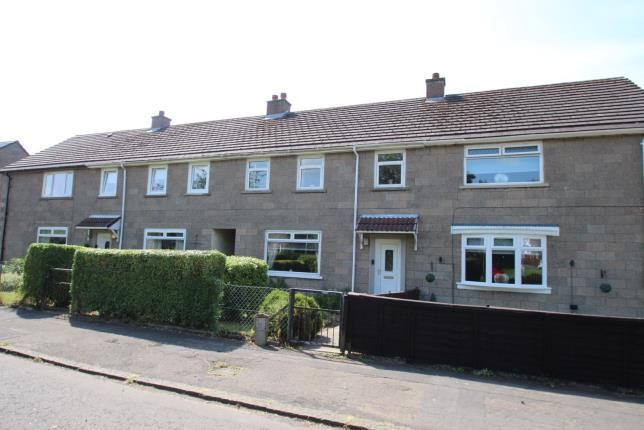 Thumbnail Terraced house for sale in Townhead Drive, Motherwell, North Lanarkshire