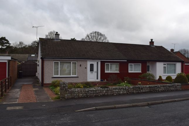 2 bed semi-detached bungalow for sale in Mossdale, Heathhall, Dumfries