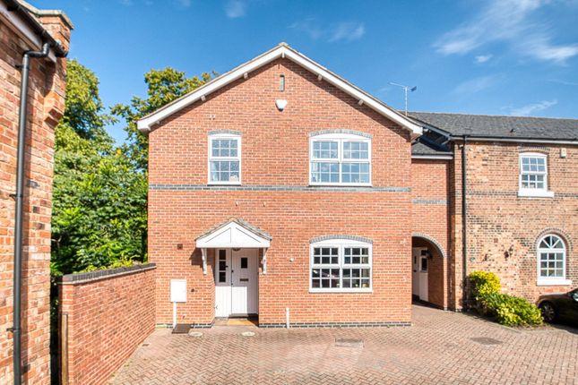 Thumbnail Link-detached house for sale in Alderman Way, Weston Under Wetherley, Leamington Spa