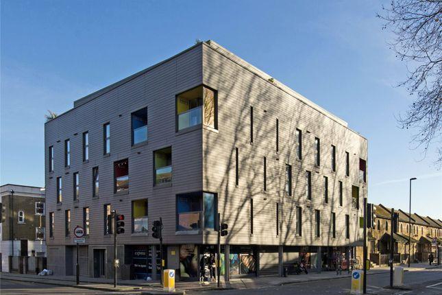 Exterior of Base Apartments, 2 Ecclesbourne Road, London N1