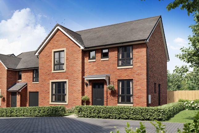 Thumbnail Detached house for sale in Holehouse Road, Kilmarnock