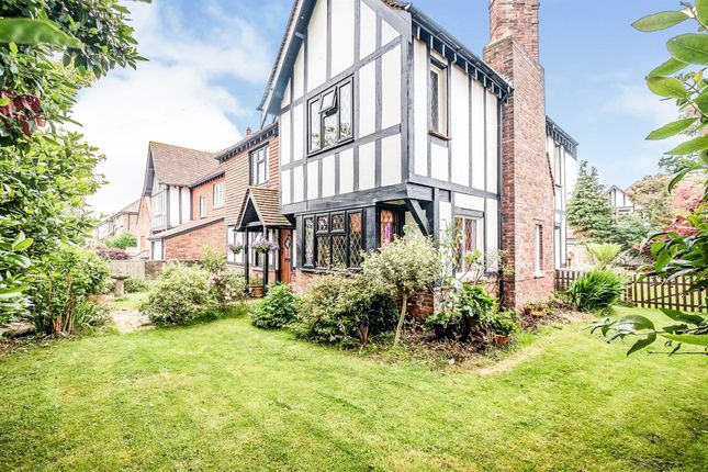 Thumbnail Detached house for sale in Lansdowne Road, Worthing