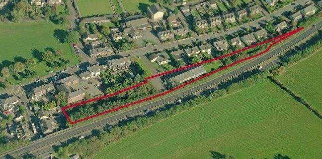 Thumbnail Land for sale in Cumbernauld Road, Chryston, Glasgow