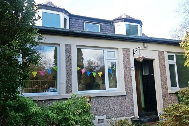 Thumbnail Detached house for sale in Edward Street, Dunoon, Argyll And Bute