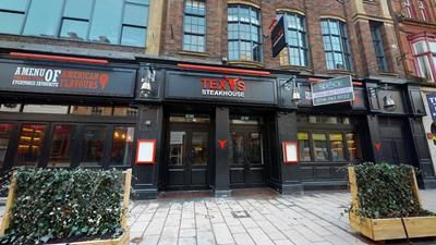 Thumbnail Pub/bar for sale in Head Of Steam, 17 Market Street, Leicester, Leicestershire