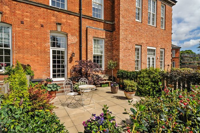 Thumbnail Town house for sale in Graylingwell Park, Summersdale, Chichester