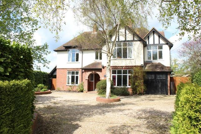 Thumbnail Detached house to rent in Salisbury Road, Hungerford, 0LG.