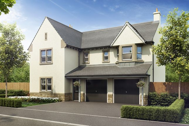 "Thumbnail Detached house for sale in ""The Wilfred"" at The Knoll, Daltongate, Ulverston"