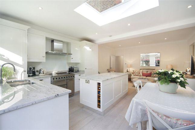 Kitchen of Lavender Gardens, London SW11