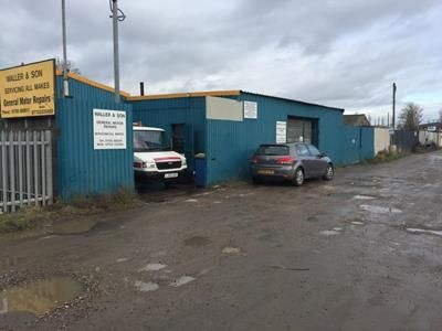 Thumbnail Light industrial for sale in 1 Sheppey Plant Hire Industrial Estate, Rushenden Road, Queenborough, Kent