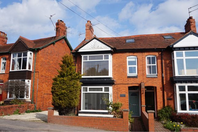 Thumbnail Semi-detached house for sale in Station Road, Whittington