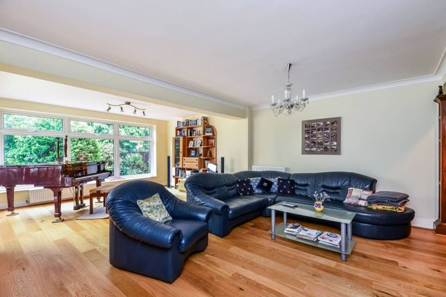 Thumbnail Detached house for sale in Oakwood Avenue, Beckenham