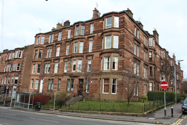Thumbnail Flat to rent in Clarence Drive, Hyndland