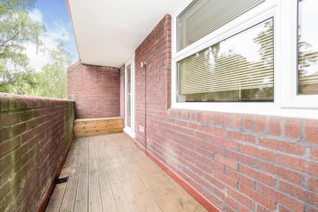 Balcony of Woodford, Green, Essex IG8