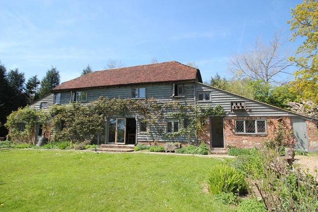 Thumbnail Detached house to rent in Sheepstreet Lane, Etchingham, East Sussex
