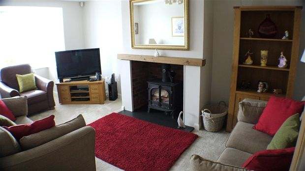 Thumbnail Detached house for sale in Watling Street, Grendon, Atherstone