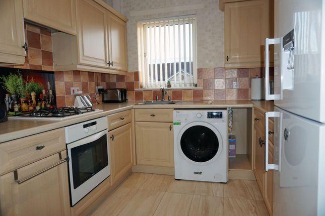 Kitchen of Vryburg Crescent, Lindsayfield East Kilbride G75