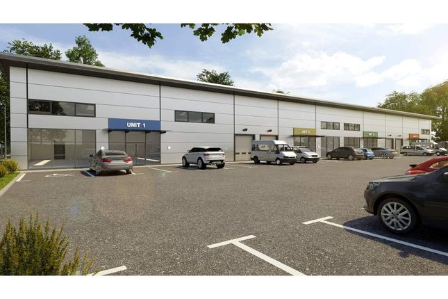 Thumbnail Light industrial to let in Units 1-4 Kembrey Place, Swindon