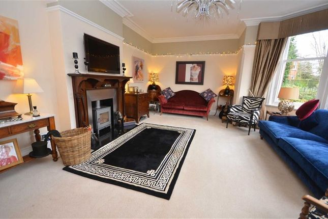 Detached house for sale in Oulton Road, Stone