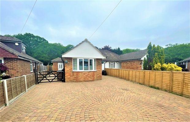 5 bed semi-detached bungalow for sale in St Michaels Avenue, Fairlands, Guildford, Surrey GU3