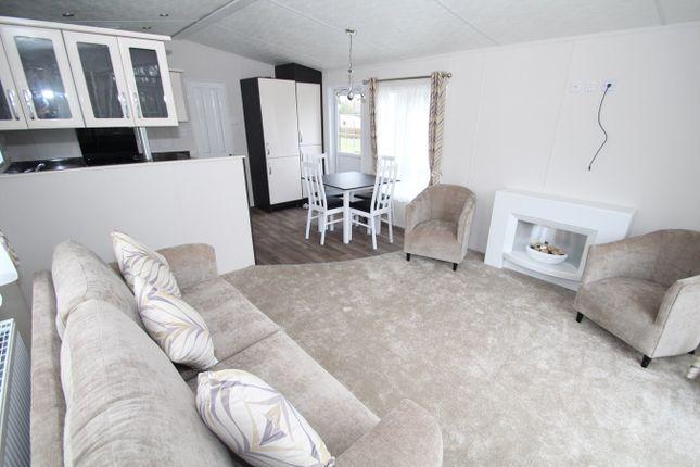 2 bed property for sale in Little Lakeland Caravan Park, Wortwell, Harleston