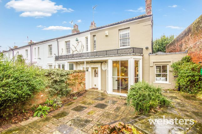 Thumbnail End terrace house for sale in Heigham Grove, Norwich