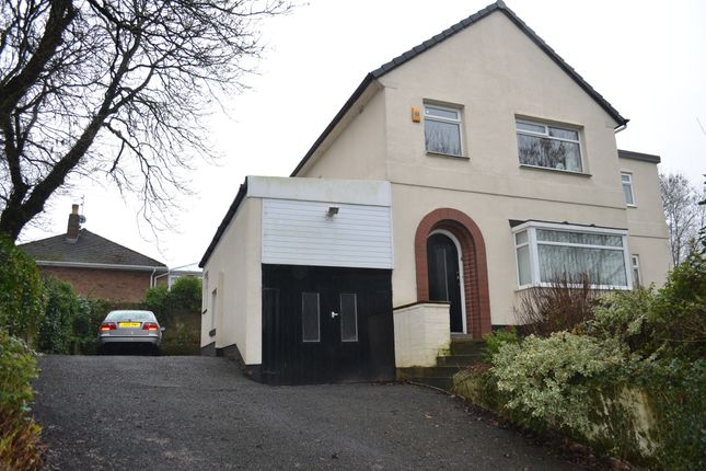 Thumbnail Detached house for sale in Blackburn Road, Whittle-Le-Woods