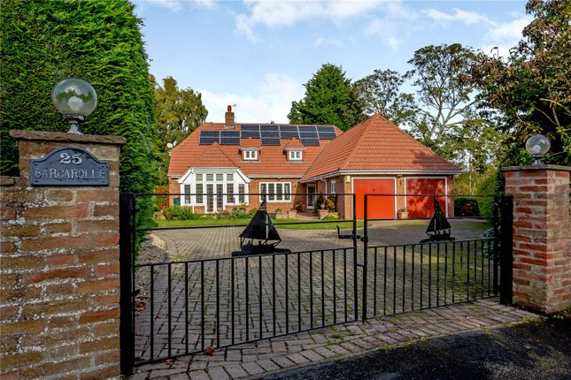 4 bed detached house for sale in Coda Avenue, Bishopthorpe, York YO23
