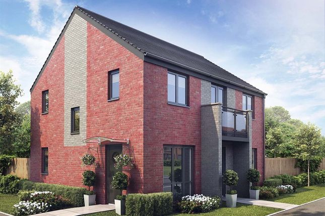 "Thumbnail Detached house for sale in ""The Chedworth Corner"" at Aykley Heads, Durham"