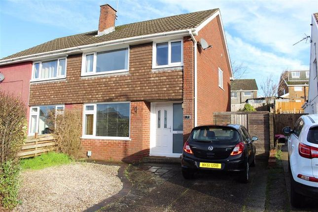 3 bed semi-detached house for sale in Curry Close, Dunvant, Swansea SA2