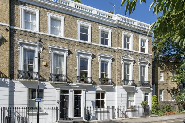 Thumbnail Property to rent in Margaretta Terrace, Chelsea, London