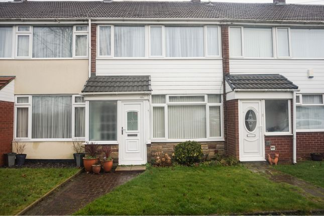 3 bed terraced house for sale in Longfold, Liverpool