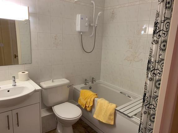 Bathroom of St. Leonards Court, Alfred Street, Lancaster LA1
