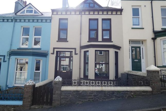 Thumbnail Terraced house for sale in Victoria Road, Port St. Mary, Isle Of Man