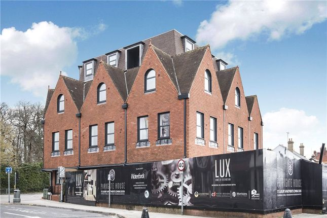 Thumbnail Flat for sale in London Road, Camberley, Surrey