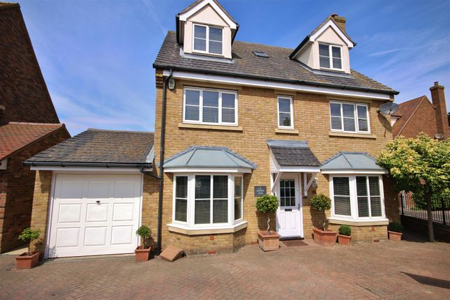 Thumbnail Detached house for sale in Hunters Chase, Kirby Cross, Frinton-On-Sea