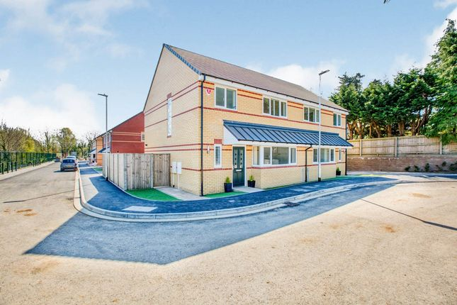 Thumbnail Semi-detached house for sale in East Sidings Drive, Station Road, Crewkerne