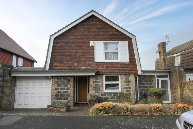Thumbnail Detached house to rent in The Rotyngs, Rottingdean, Brighton