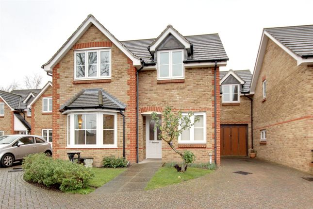 Thumbnail Semi-detached house for sale in Fieldhurst Close, Addlestone, Surrey