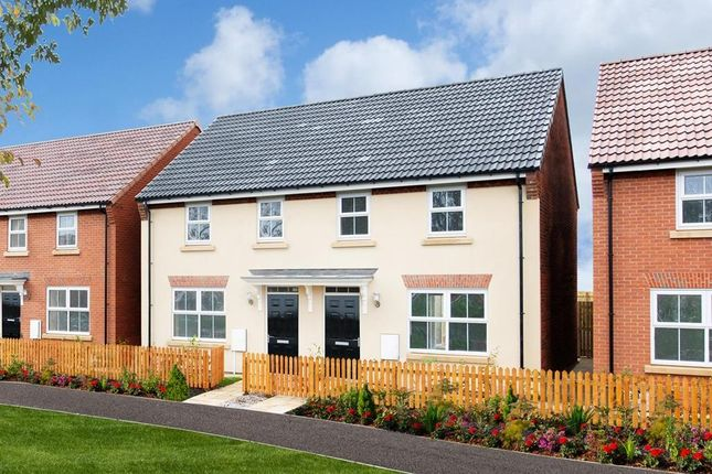 """Thumbnail End terrace house for sale in """"Archford"""" at Ellerbeck Avenue, Nunthorpe, Middlesbrough"""
