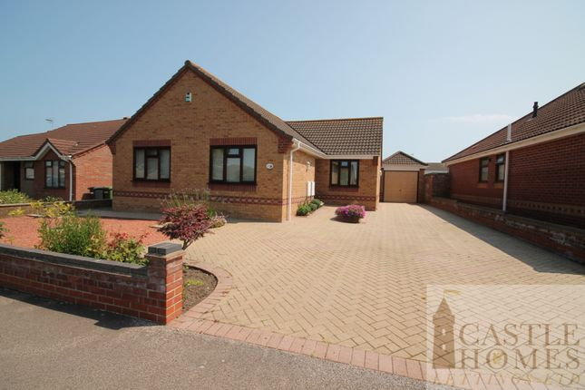 Thumbnail Detached bungalow to rent in Crestview Drive, Lowestoft