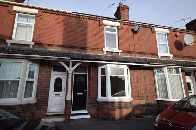 Thumbnail Terraced house to rent in Apley Road, Doncaster