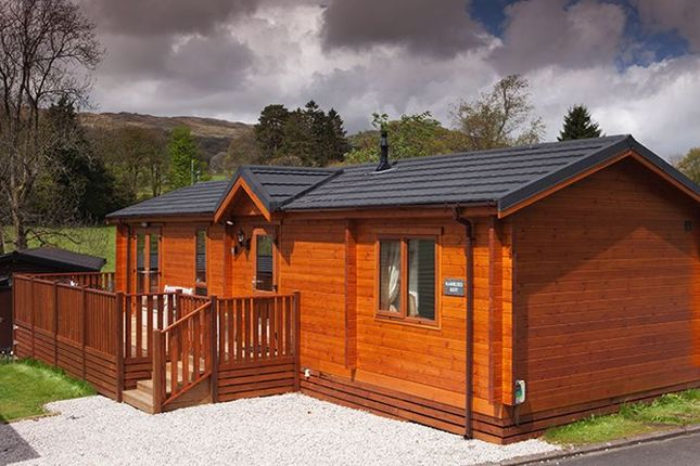 Thumbnail Mobile/park home for sale in Limefitt Holiday Park, Patterdale Road, Windermere
