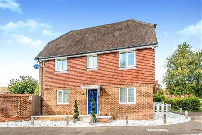 Thumbnail End terrace house for sale in The Hemsleys, Pease Pottage, Crawley