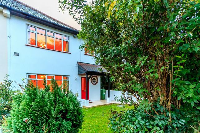 Thumbnail Semi-detached house to rent in Maze Hill, Greenwich, London