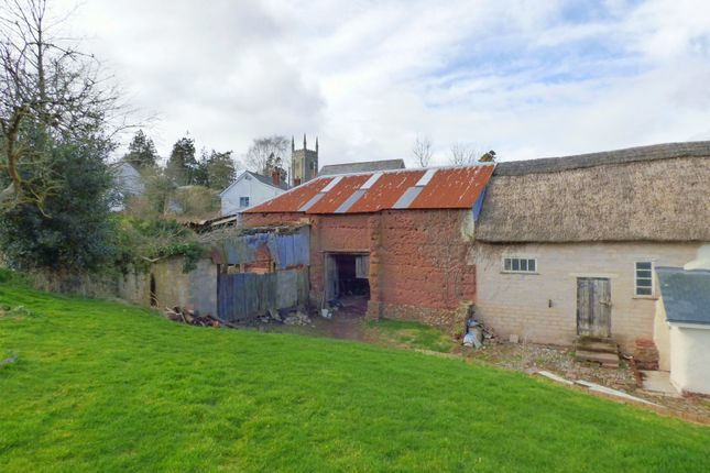 Rear Of Barns of Barns For Conversion With Planning Permission, Blenheim Lane, Exbourne EX20