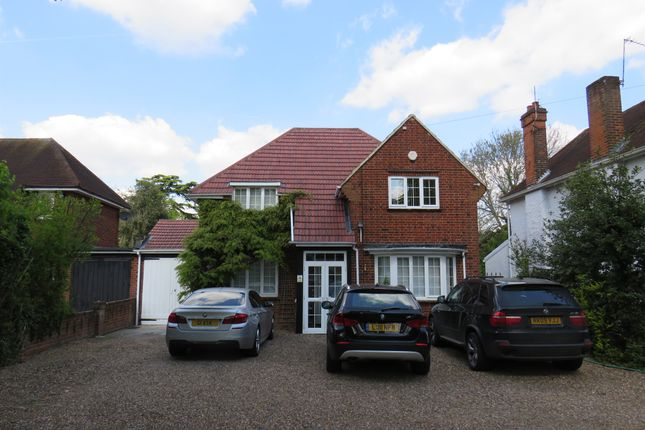 Thumbnail Detached house for sale in Langley Road, Langley, Slough