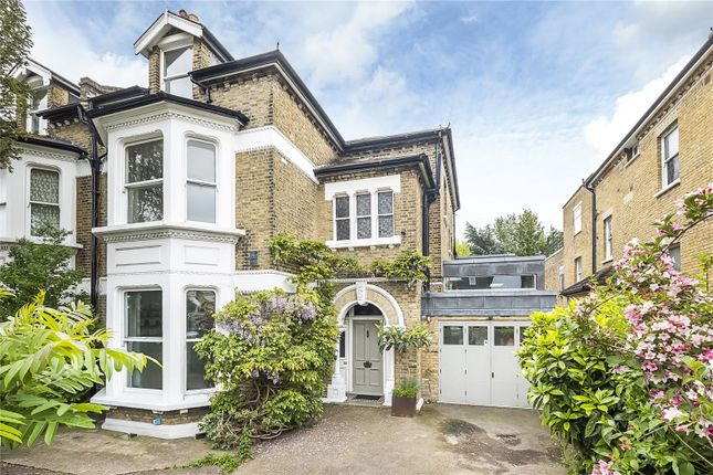 Thumbnail Semi-detached house for sale in Earlsfield Road, London